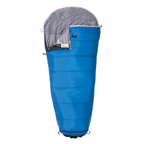 Slumberjack Go-N-Grow 30F Sleeping Bag for Boys and Girls
