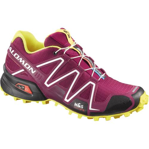 Salomon Speedcross 3 Trail-Running Shoes for Women