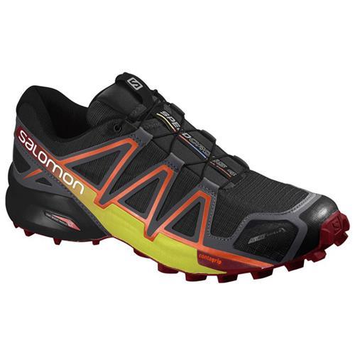 Salomon Speedcross 4 CS Trail Running Shoe for Men