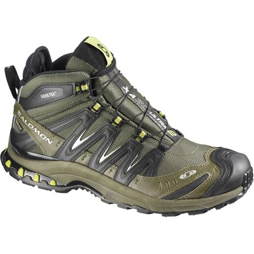 Salomon XA Pro 3D Mid 2 LTR GTX Hiking Shoes for Men