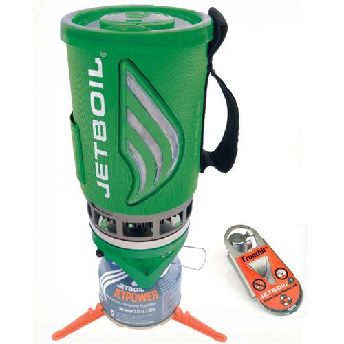 Jetboil Flash Cooking System Peridot Green