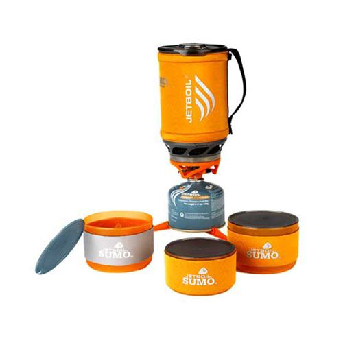 Jetboil Sumo Cooking System with Sumo Compa