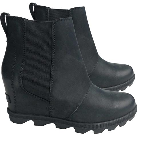 3e5cd8549d6 Sorel Joan Of Arctic Wedge II Chelsea Boot for Women - SunnySports
