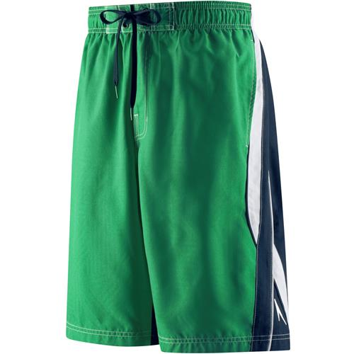 Speedo Men's Boomerang Illusion Splice Volley Water Shorts