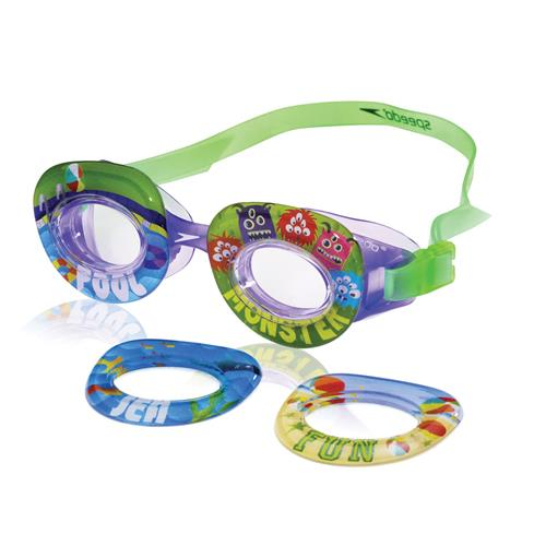 Speedo Neon-Wonders Kids Goggle