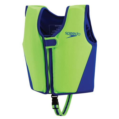 Speedo Kid's Classic Swim Vest Large Lime