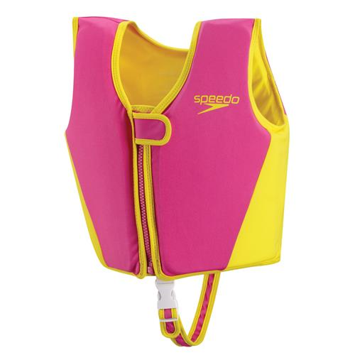 Speedo Kid's Classic Swim Vest Medium Pink