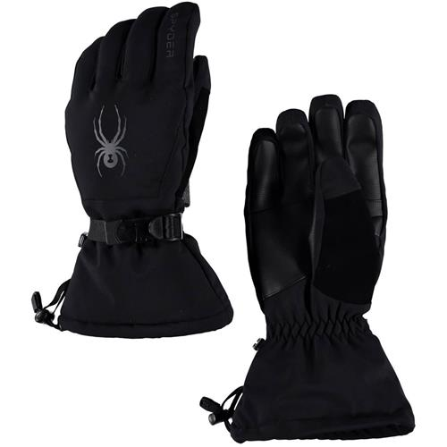 40e5661ef5 Spyder Essential Ski Glove Men X-Large Black Black