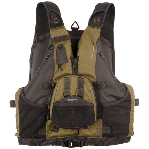 Stearns Hybrid Fishing/Paddle Vest Oversize