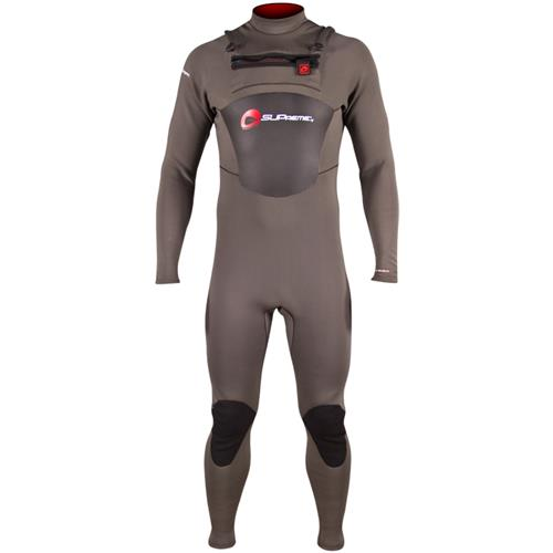 SUPreme Men's Blade 4/3/2mm Quantum Foam Neoprene FullSuit