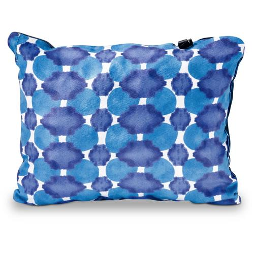 Therm-a-rest Compressible Pillow Small Indigo Dot