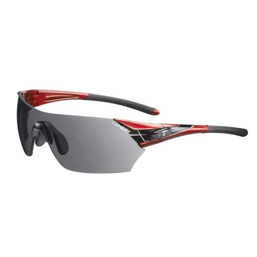 Tifosi Podium Sunglasses Metallic Red
