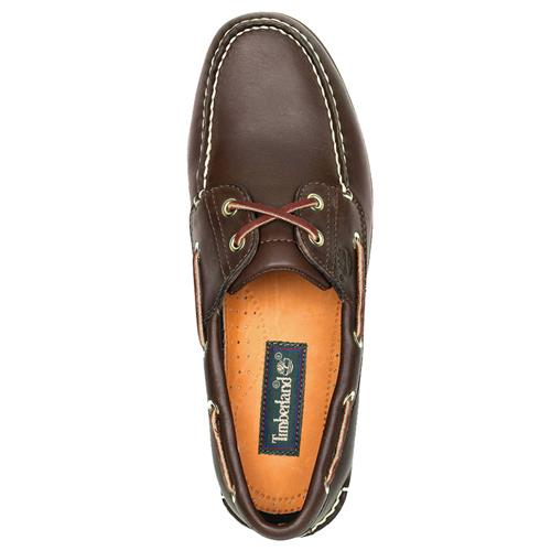 Timberland Men For Brown Classic 2 Eye 11w Shoes Boat QCshdtr