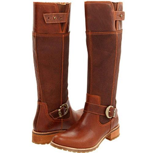 Timberland Earthkeepers Bethel Buckle Tall Zip Boot for Women