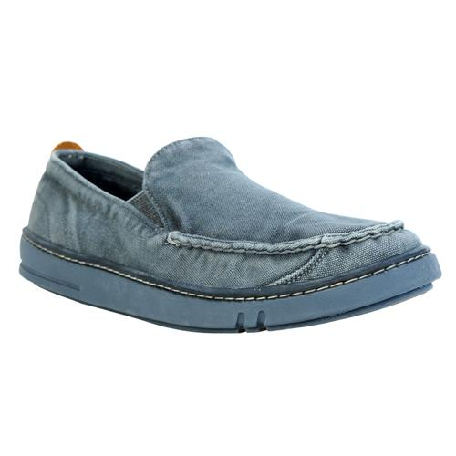 Earthkeepeers Hookset Handcrafted Fabric Slip-On Shoes for Men