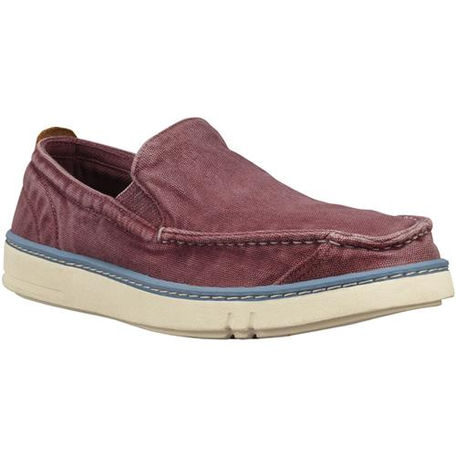 Timberland Earthkeepeers Hookset Handcrafted Fabric Slip-On Shoes for Men
