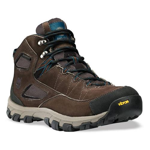Timberland Earthkeepers Intervale Mid Leather Waterproof Boots for Men