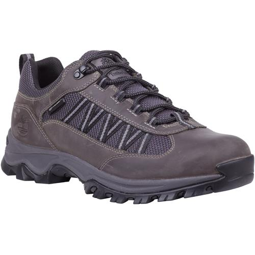 5bcfe755c24 Timberland Mt.Maddsen Lite Low Waterproof Hiking Shoes for Men 11.5M Pewter