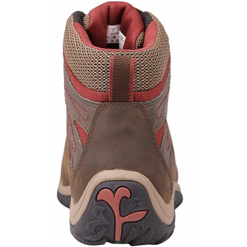 9ad986a1edd0d Timberland Norwood Mid Waterproof Hiking Boot for Women 9.5M Dark Brown