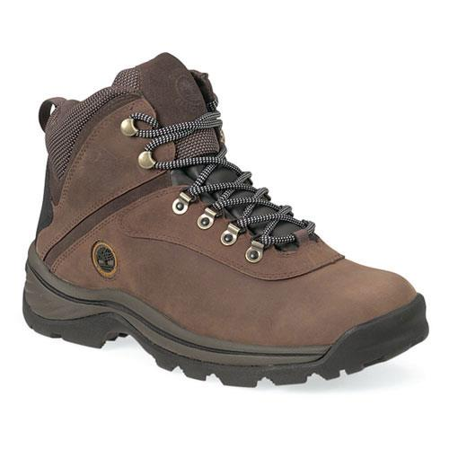 Timberland White Ledge Waterproof Hiking Shoes for Women - Dark Brown 7M