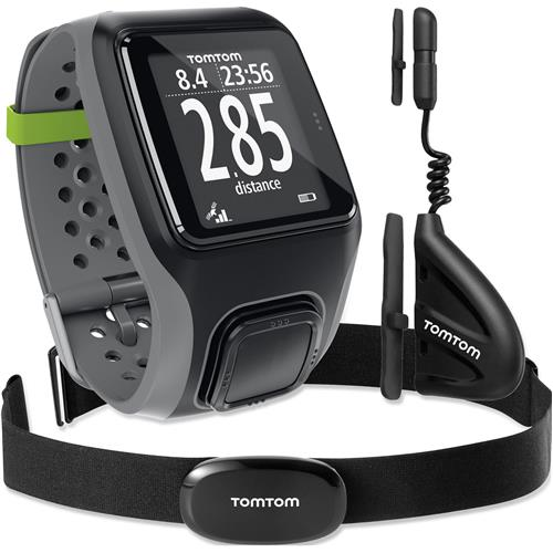 TomTom Multi-Sport GPS Watch With Hear