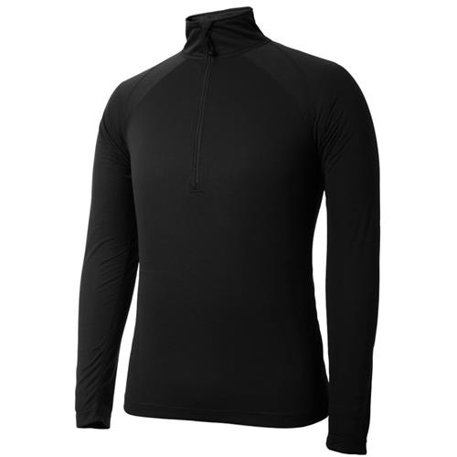 Terramar Men's Helix Poly Half-Zip Shirt L