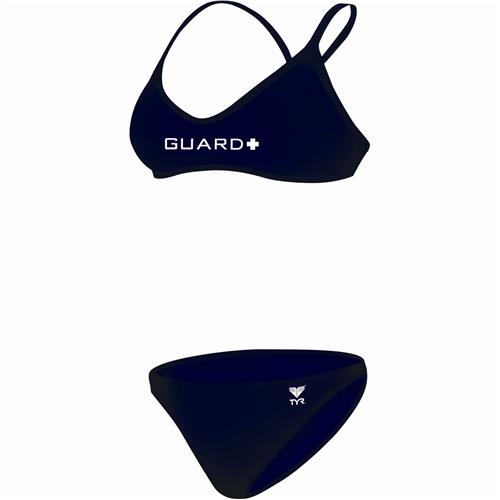 TYR Guard Dura-Fast Ring-Back Women's Workout Bikini