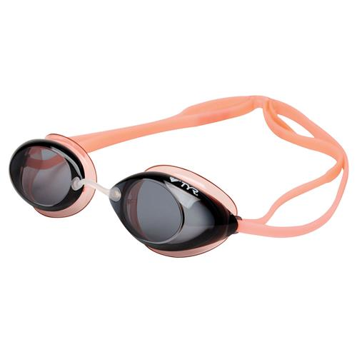 TYR Tracer Junior Racing Kids Goggles