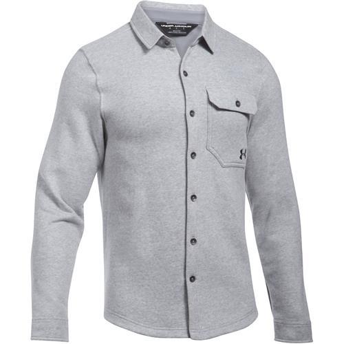 176d62b498 Under Armour UA Buckshot Fleece Long Sleeve Shirt for Men