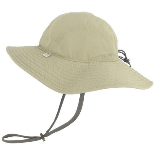 d44febf35b6077 White Sierra Bug Free Brim Hat for Girls