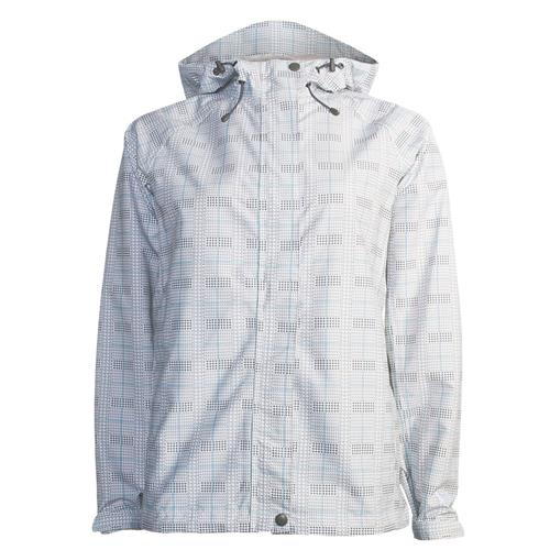 White Sierra Plaid Trabag