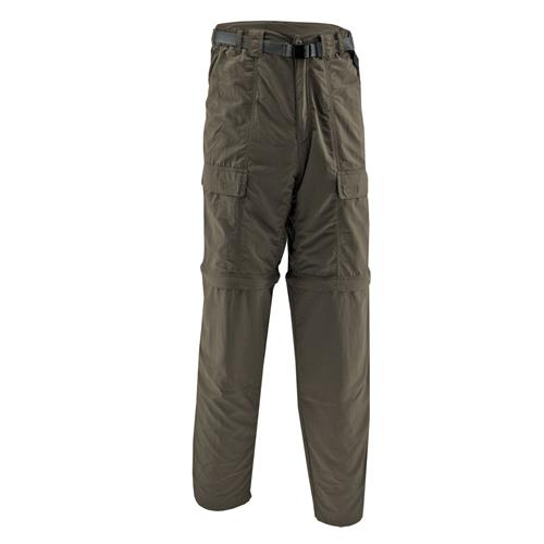 White Sierra Trail Convertible Pant for Men