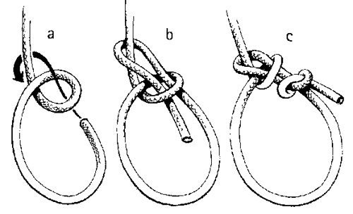 Know Your Knots The Bowline