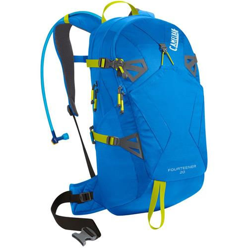 Camelbak Fourteener 100-oz. Hydration Pack (Blue)