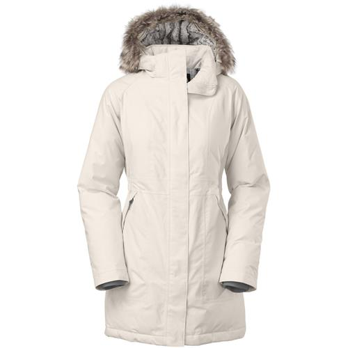 The North Face Womens Arctic Down Parka (Vaporous Gray)