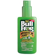 BullFrog Mosquito Coast SPF 30 with Insect Repellent