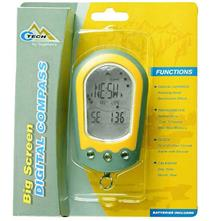 photo: Coghlan's C-Tech Big Screen Digital Compass handheld compass