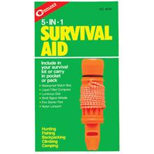 photo: Coghlan's 5-in-1 Survival Aid survival kit