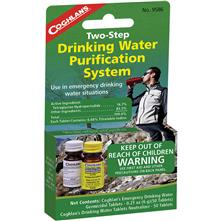 Coghlan's Two Step Drinking Water Treatment