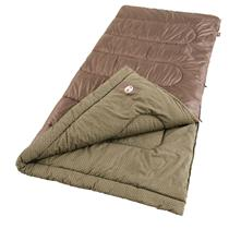 photo: Coleman Oak Point warm weather synthetic sleeping bag