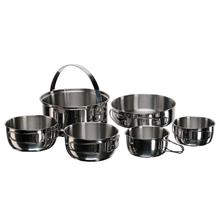photo: Coleman Outfitter Cook Kit pot/pan