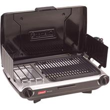 photo: Coleman PerfectFlow Grill Stove