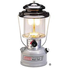 photo: Coleman Premium Powerhouse Dual Fuel Lantern fuel-burning lantern