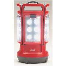 photo: Coleman Quad LED Lantern battery-powered lantern