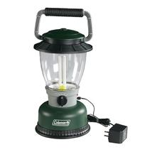 photo: Coleman Rugged Rechargeable Full-Size Lantern battery-powered lantern