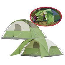 photo: Coleman Evanston 8 tent/shelter