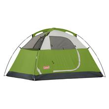 photo: Coleman SunDome 3 Tent 7' x 7' three-season tent