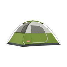 photo: Coleman SunDome 4 Tent 9' x 7'