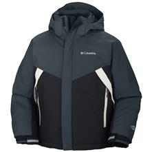 photo: Columbia Glacier Slope Jacket synthetic insulated jacket