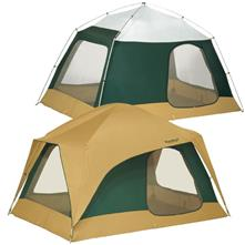 photo: Eureka! Headquarters three-season tent